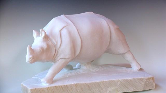 "Philip Monteleoni ""White Rhino"""